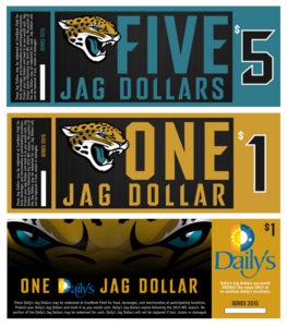 2015 Jag Dollars