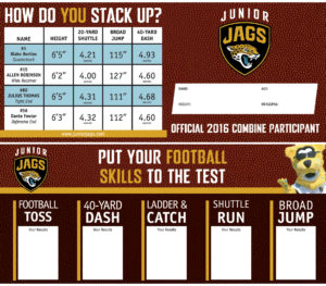 2016 Jr Combine Card