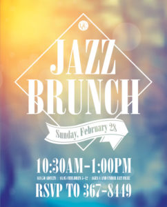 2016 Jazz Brunch