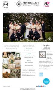 Michelle's Bridal Homepage