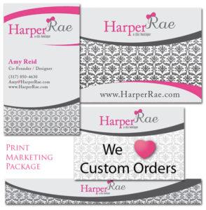 Harper Rae Materials